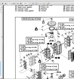 2011 yamaha 9 9 hp outboard service repair manual suzuki outboard tachometer wiring diagram suzuki outboard wiring harness diagram [ 1191 x 838 Pixel ]