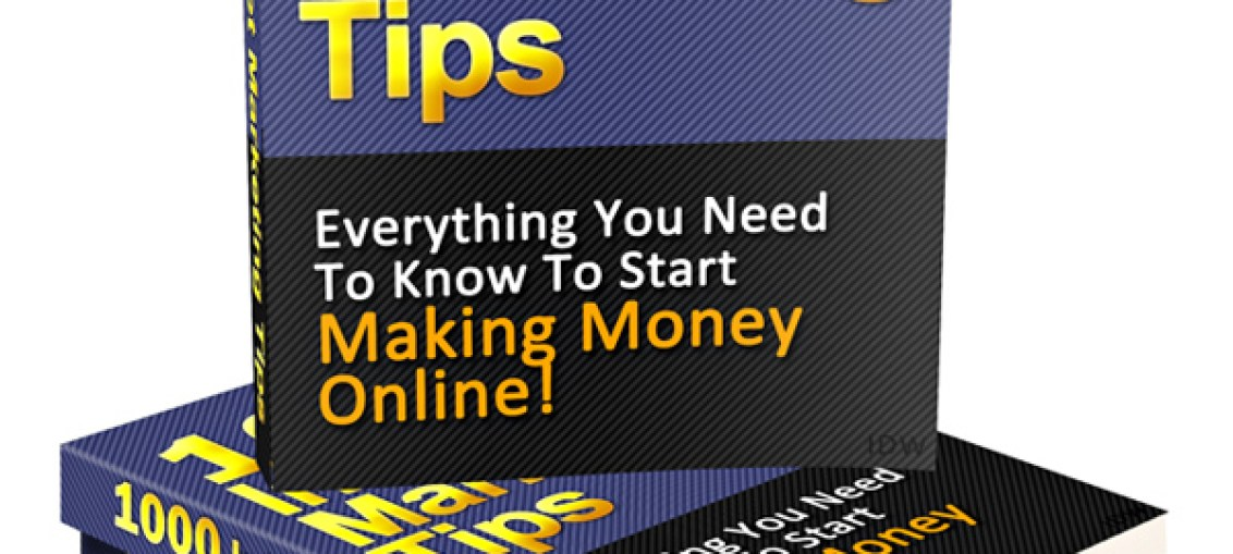 1000 Internet Marketing Tips Download Ebooks