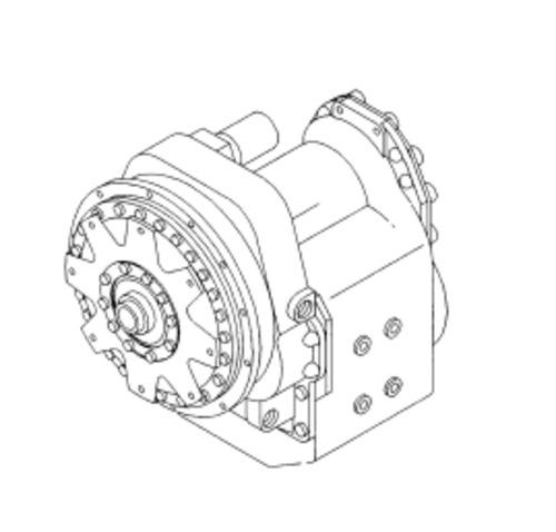 GEHL T12000/T18000 Clark Transmissions Parts Manual