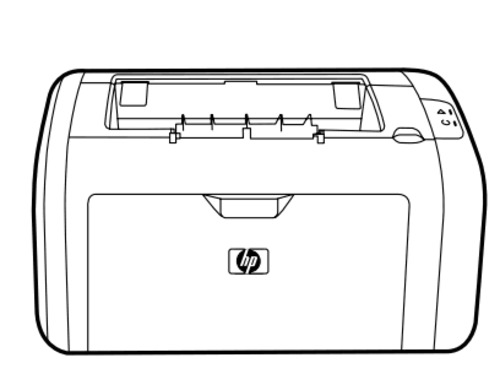 HP LaserJet 1018 series printer Service Repair Manual