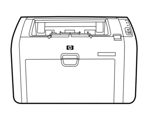 HP LaserJet 1022, 1022n, 1022nw series printer Service