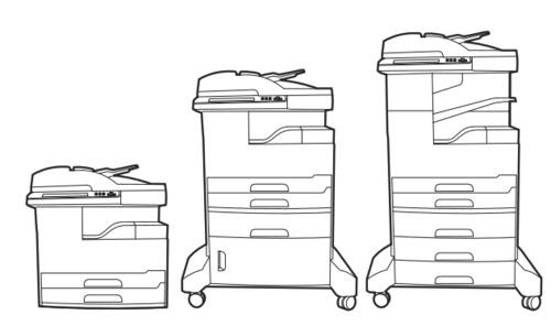 HP LaserJet M5025, M5035 MFP Series printers Service