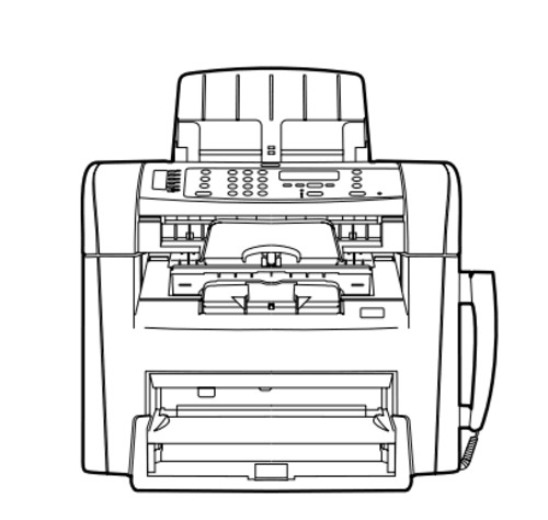HP LaserJet M1319 MFP Series Service Repair Manual