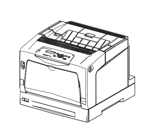 FUJI XEROX DocuPrint C3055, C3055DX Color Laser Printer