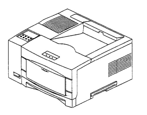 Xerox DocuPrint 4517, 4517mp Network Laser Printers