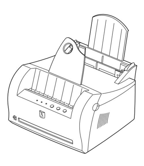 Xerox Phaser 3110, Phaser 3210 Laser Printer Service