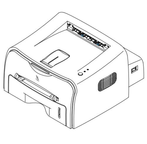 Xerox Phaser 3120, Phaser 3130 Laser Printer Service