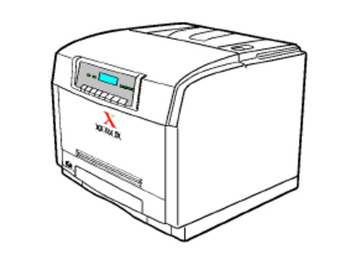 Xerox DocuPrint C55 / C55mp / [NC60] (50/60 Hz) Color