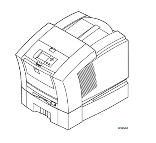 Xerox iiLINX Solid Inkjet 100 Printer Service Repair