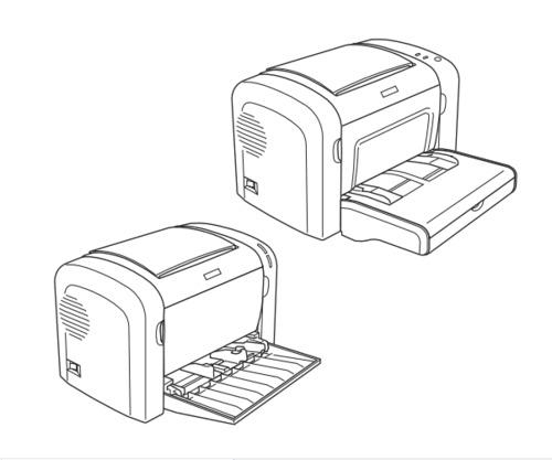 EPSON EPL-6200 / EPL-6200L A4 Monochrome Page Printer