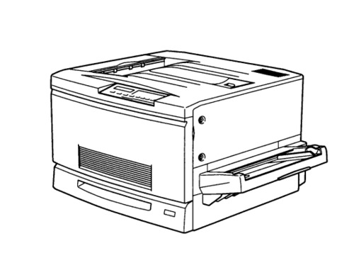 Epson ColorPage EPL-C8200 Color Laser Printer Service