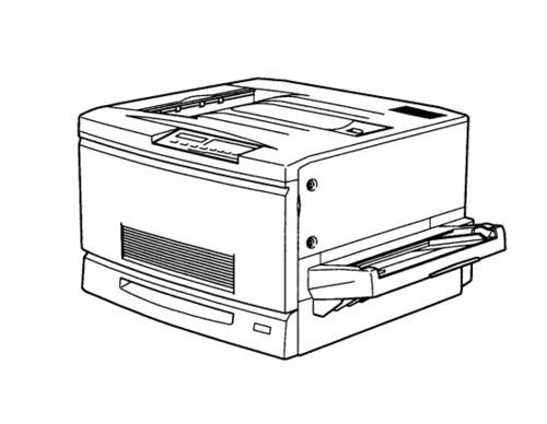 Epson ColorPage EPL-C8200 Color Laser Printer Service