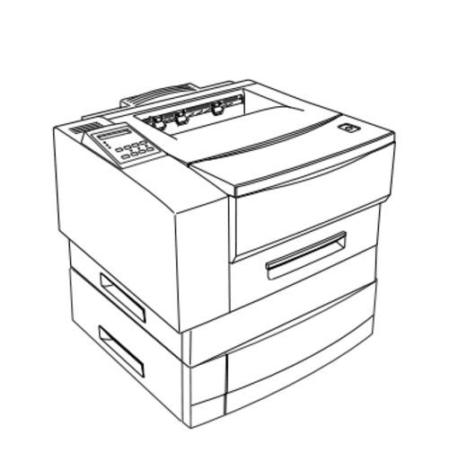 Epson EPL-N1600 A4 Network Laser Printer Service Repair