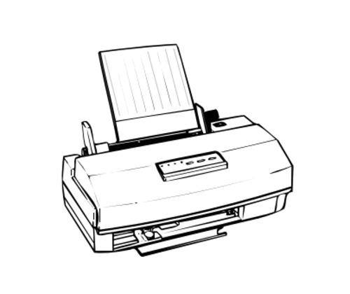 Epson Stylus Color IIs & Stylus 820 Terminal Printer