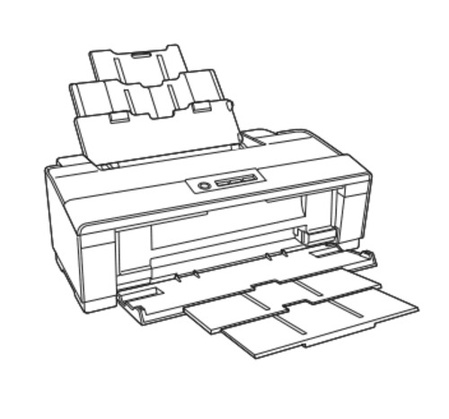 Epson WorkForce 1100, Epson Stylus Office T1110, Epson