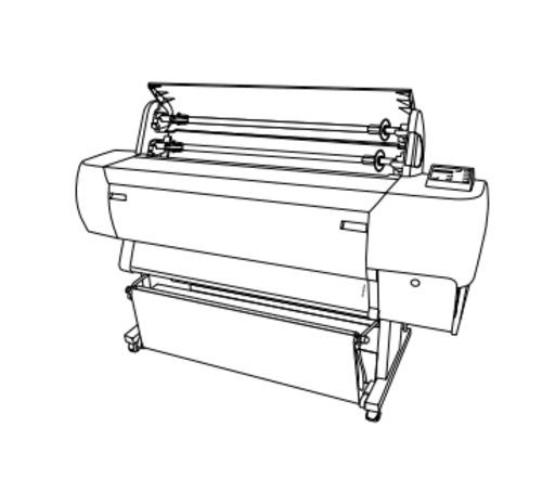 Epson Stylus Pro 10000/10000CF Large Format Printer