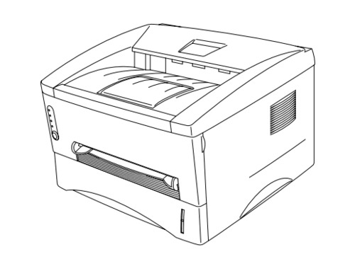 Brother Laser Printer HL-1030 / HL-1240 / HL-1250 / HL