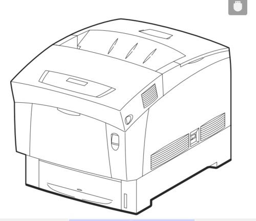 Brother Laser Printer HL-4000CN Parts Reference List
