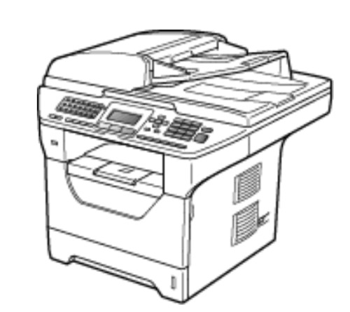 Brother Laser FAX/MFC DCP-8080DN / DCP-8085DN / MFC-8480DN