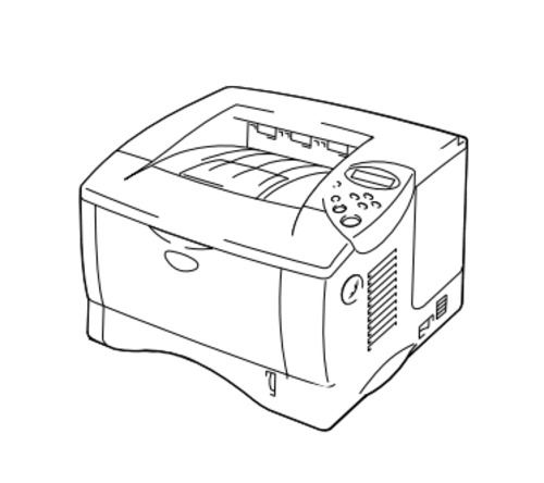 Brother Laser Printer HL-1650 / HL-1670N Parts Reference