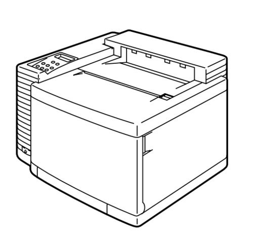 Brother HL-2400C / HL-2400Ce Laser Printer Parts Reference