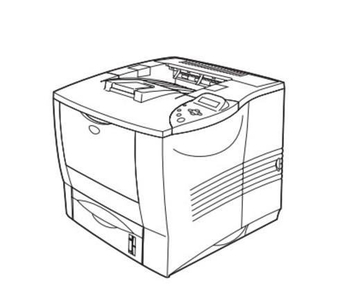 Brother HL-7050 / HL-7050N Laser Printer Service Repair