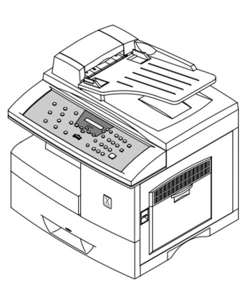 SAMSUNG FACSIMILE WC-M15i Series Service Repair Manual