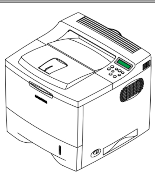 Samsung ML-2550/ML-2551N/ML-2552W Laser Printer Service