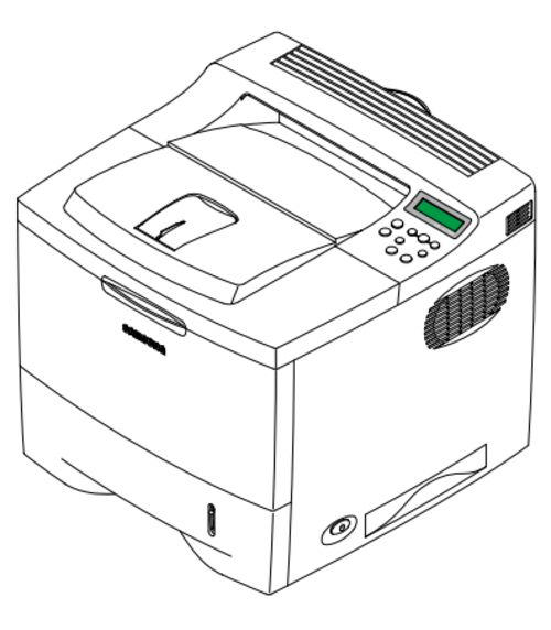 Samsung ML-2150, ML-2151N, ML-2152W Laser Printer Service