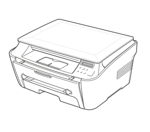 Samsung SCX-4100 Laser Multi-Function Printer Service