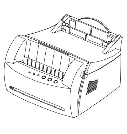 Samsung ML-1200 Series ML-1210 / ML-1250 / ML-1220M Laser