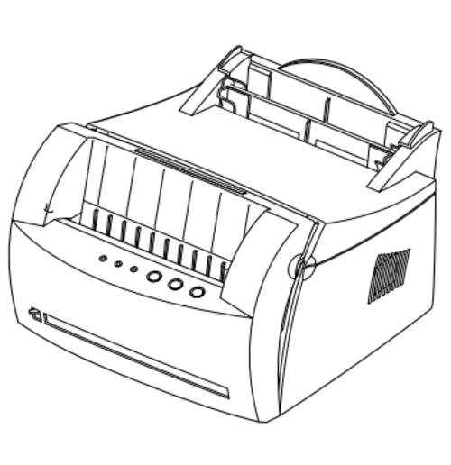 Samsung ML-1430 Series Laser Printer Service Repair Manual