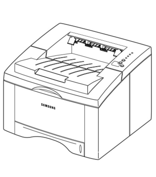 Samsung ML-1440 Series Laser Printer Service Repair Manual