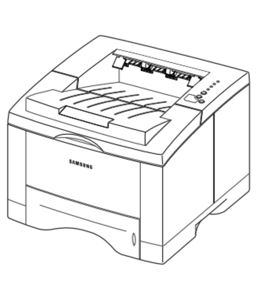 Samsung ML-1450 Series ML-1450 / ML-1451N Laser Printer
