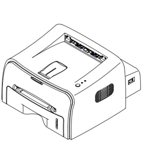 Samsung ML-1700, ML-1510, ML-1710, ML-1750 Laser Printer