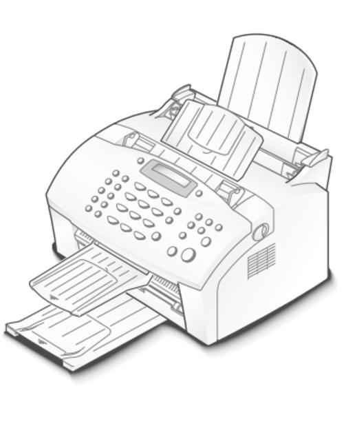 Samsung FACSIMILE Msys5100P, SF-5100, SF-5100P Service