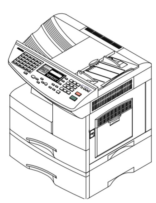 Samsung SF-830 / SF-835P, Msys830 / Msys835P, ML-920