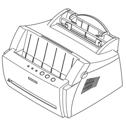 Samsung ML-4500/XAA, ML-4500/XAC Laser Printer Service