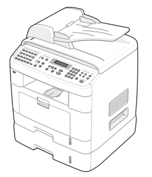 Samsung SCX-4720F Series SCX-4720F, SCX-4520 Digital Laser