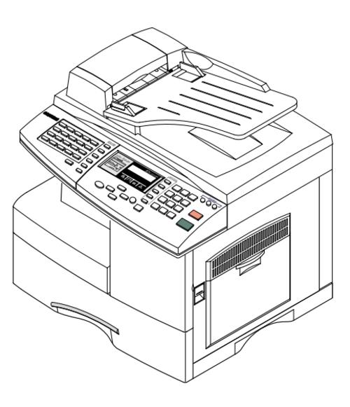 Samsung SCX-5315F Series SCX-5315F, SCX-5115 Digital Laser