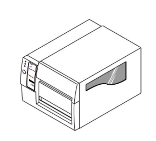 Intermec 3600 Bar Code Label Printer Service Repair Manual