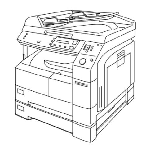 Panasonic DP-1510P / DP-1810P Digital Imaging Systems
