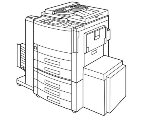 Panasonic FP-7818/FP-7824/FP-7830/FP-7835/FP-7845/FP-7850