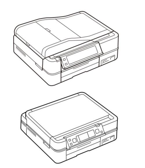Epson Artisan 800 / Epson Stylus Photo PX800FW / Epson
