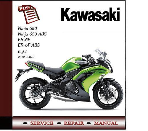 Kawasaki Ninja 650 Er 6f