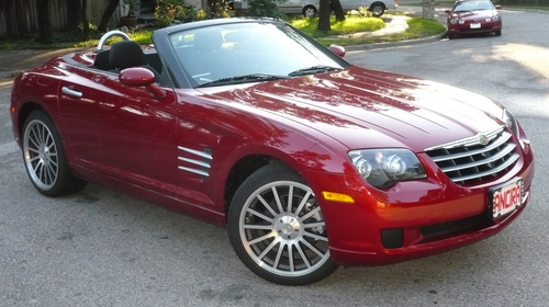 2005 Chrysler Crossfire Lightera Schematic In It