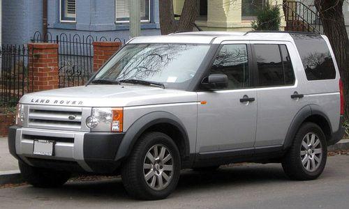 Land Rover Kes Diagram