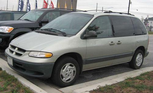 2000 Dodge Caravan Wiring Diagram