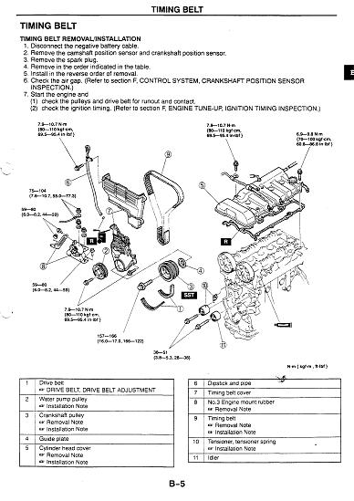MAZDA 626 / CAPELLA 1998-2002, SERVICE, REPAIR MANUAL