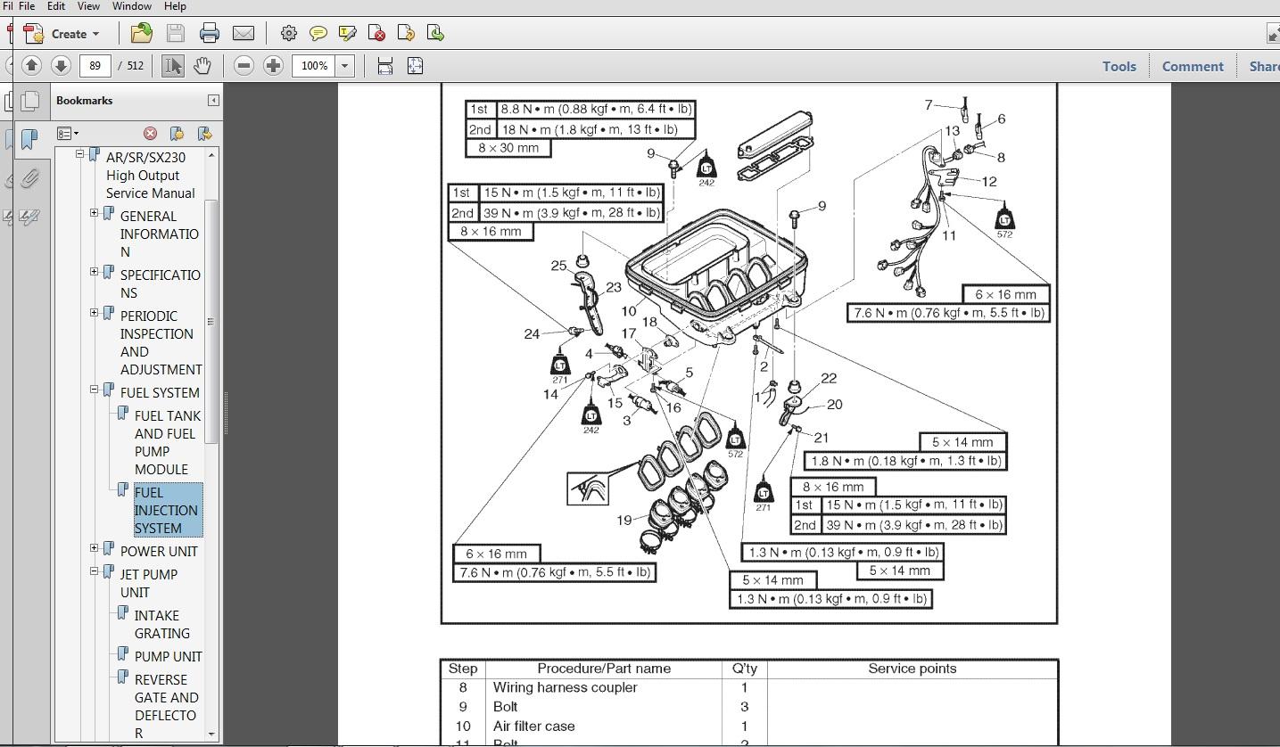 wiring diagram manual jeep yj for yamaha waverunner golf car